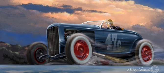 1932 Ford Jalopy