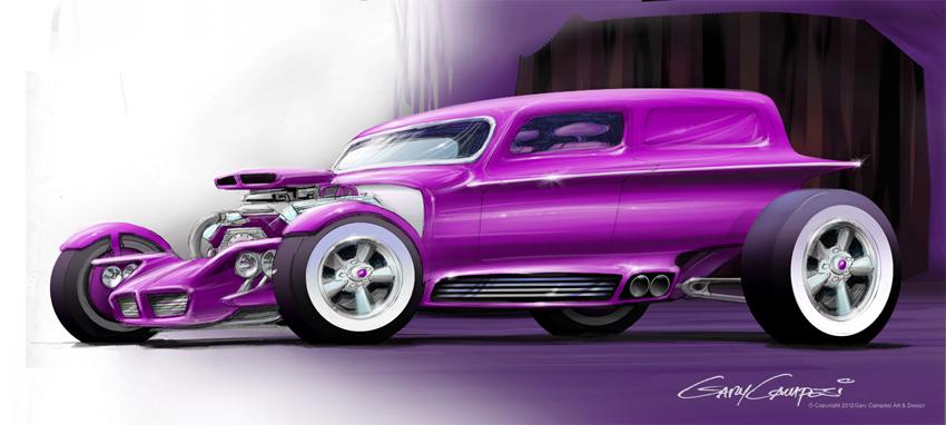 Concept Drawings Gary Campesi Art Amp Design