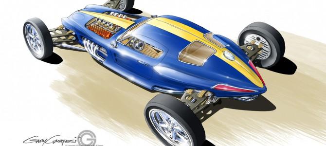Concept 1963 Corvette