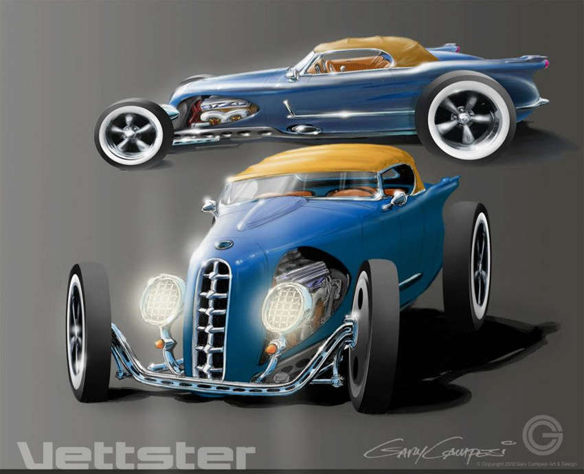 Concept Drawings Gary Campesi Art Amp Design