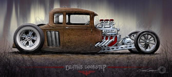 Death's Doorstep