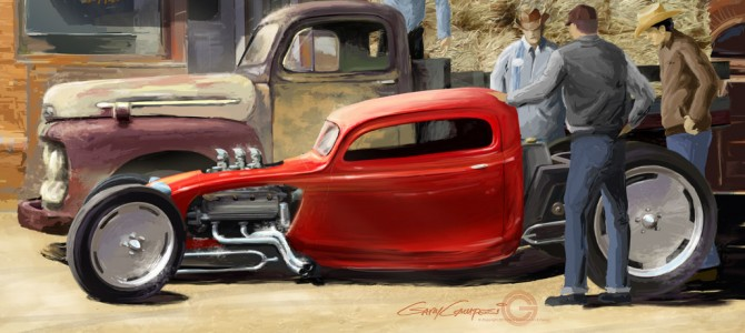 Hot Rod Evolution no. 3