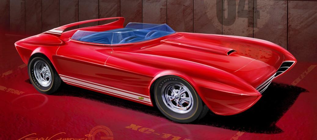 Dave Puhl's Custom 1964 Corvette